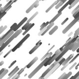 灰色抽象无缝的对角梯度条纹样式背景 库存例证
