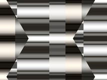灰色抽象的背景黑和,梯度现代multilayers 免版税库存图片