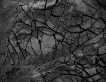 灰色接近的岩石 免版税库存照片