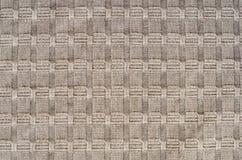 灰色方格的织品 免版税图库摄影
