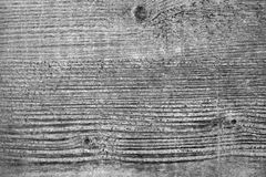 灰色木纹理和背景 免版税图库摄影