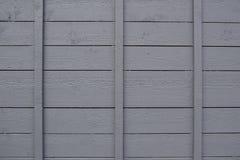 灰色木纹理背景 免版税库存图片