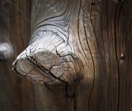 灰色木结 免版税图库摄影