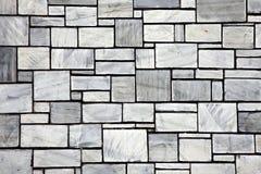灰色板岩陶瓷墙壁铺磁砖背景 库存照片