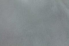 灰色植鞣的皮革背景纹理 免版税库存图片