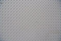 灰色模式钢墙壁 库存图片