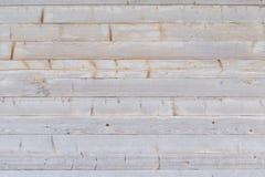 灰色水平的未经治疗的委员会 背景砖老纹理墙壁 免版税库存照片