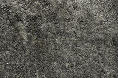 灰色水泥石墙,自然粒状纹理 图库摄影