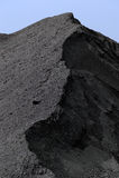 灰色沙子和石渣 图库摄影