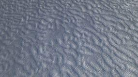 灰色波浪表面 库存照片