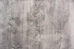灰色混凝土墙纹理  室内设计Plasterwork  免版税图库摄影