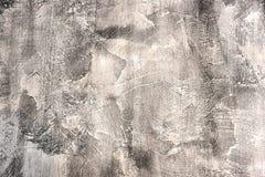 灰色混凝土墙纹理  室内设计Plasterwork  免版税库存照片