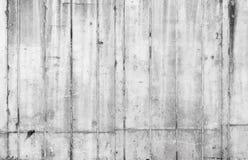 灰色混凝土墙详细的背景纹理 免版税库存图片
