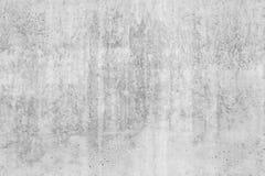 灰色混凝土墙,无缝的背景纹理 免版税库存照片