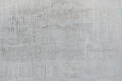 灰色灰泥墙壁纹理背景 免版税库存图片
