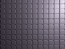灰色珍珠层似皮革瓦片纹理/background 3d回报 向量例证