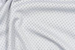 灰色球衣织品 免版税库存图片
