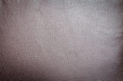 灰色皮革纹理 免版税库存照片