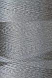 灰色短管轴线程数 库存图片