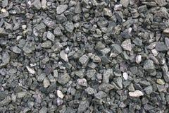 灰色石头或岩石纹理为 免版税图库摄影
