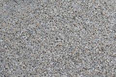 灰色石渣背景 免版税库存图片