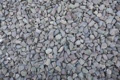 灰色石渣 免版税图库摄影