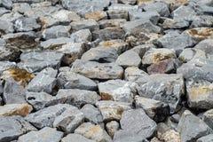 灰色石背景 免版税库存照片