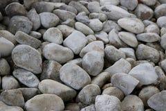 灰色石头 免版税库存图片