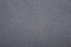 灰色羊毛纹理 免版税库存照片