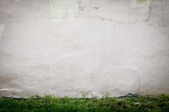 灰色膏药墙壁背景 图库摄影