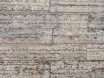灰色自然石头老墙壁  免版税库存照片