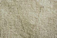 灰色自然纺织品织地不很细背景  免版税库存图片