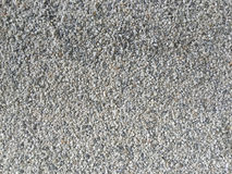 灰色被击碎的石头 免版税库存图片