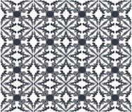 灰色装饰品例证 免版税库存图片
