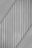 灰色金属板纹理背景 免版税库存图片