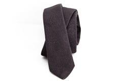 灰色领带 免版税库存图片