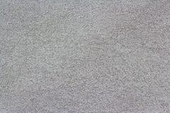 灰色织品纹理 免版税库存图片