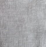 灰色织品背景纹理 免版税图库摄影