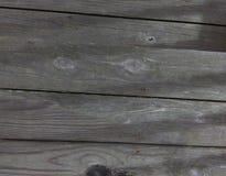 灰色水泥停车位 免版税库存照片