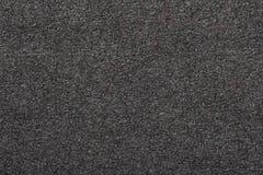 灰色绒面革纹理背景 免版税库存图片