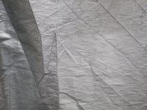灰色febric纹理 图库摄影