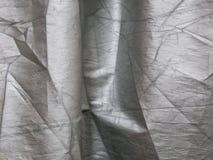 灰色febric纹理 库存图片