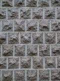 灰色rock†‹墙壁 免版税库存图片