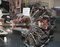 灰82FN-引擎最大Aircraft (1943) 力量,马力1850 使用  免版税库存图片