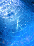 灵活的内部管道表面 图库摄影