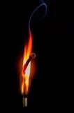 灼烧的比赛,文化,灵性,飞溅,运动,行动,宗教,样式,抽象 免版税库存图片