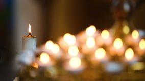 灼烧的蜡烛, colourfull慢动作 影视素材