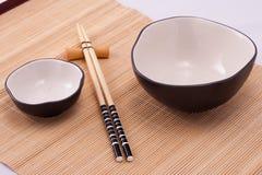 炊具烹调日语 免版税图库摄影