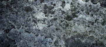 炭灰色石纹理和背景 库存图片