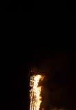 炭烬 图库摄影